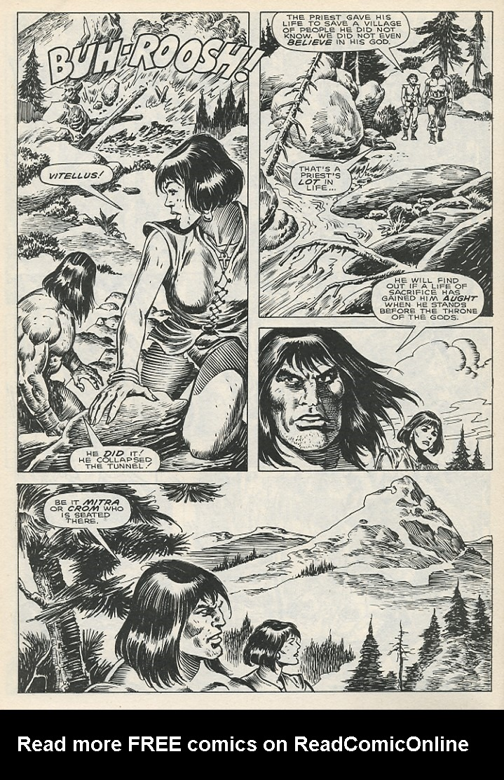 The Savage Sword Of Conan Issue #141 #142 - English 56