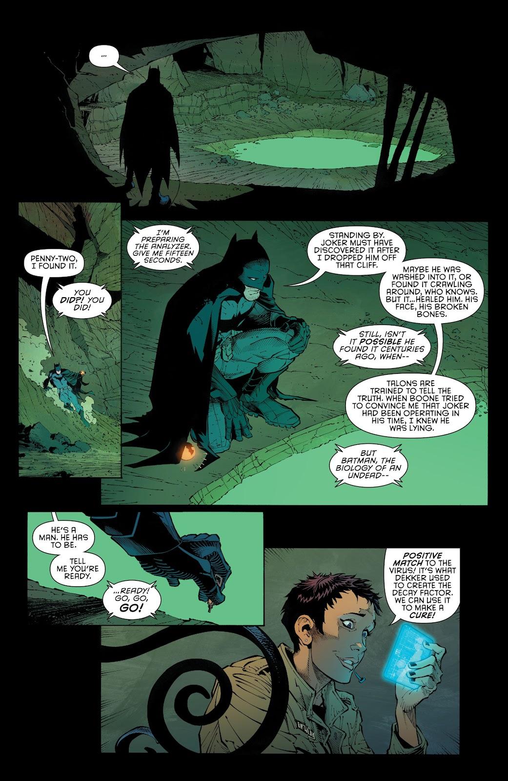Batman (2011) Issue #40 #59 - English 14