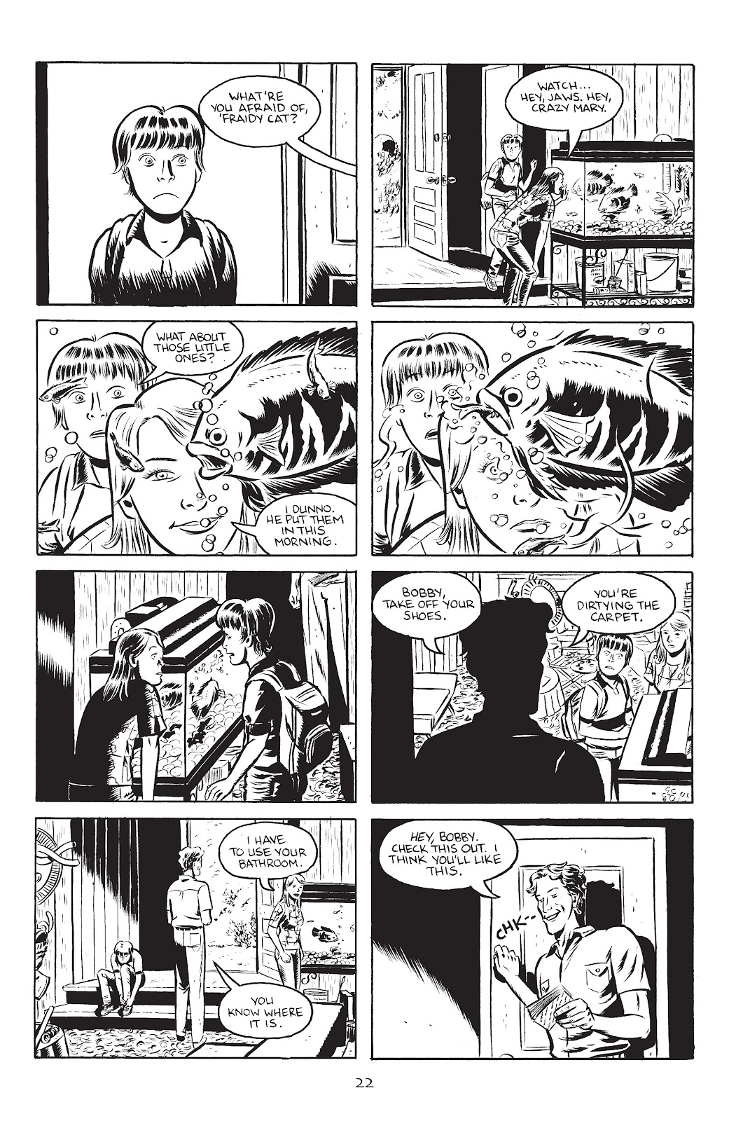 Stray Bullets Issue #25 #25 - English 24