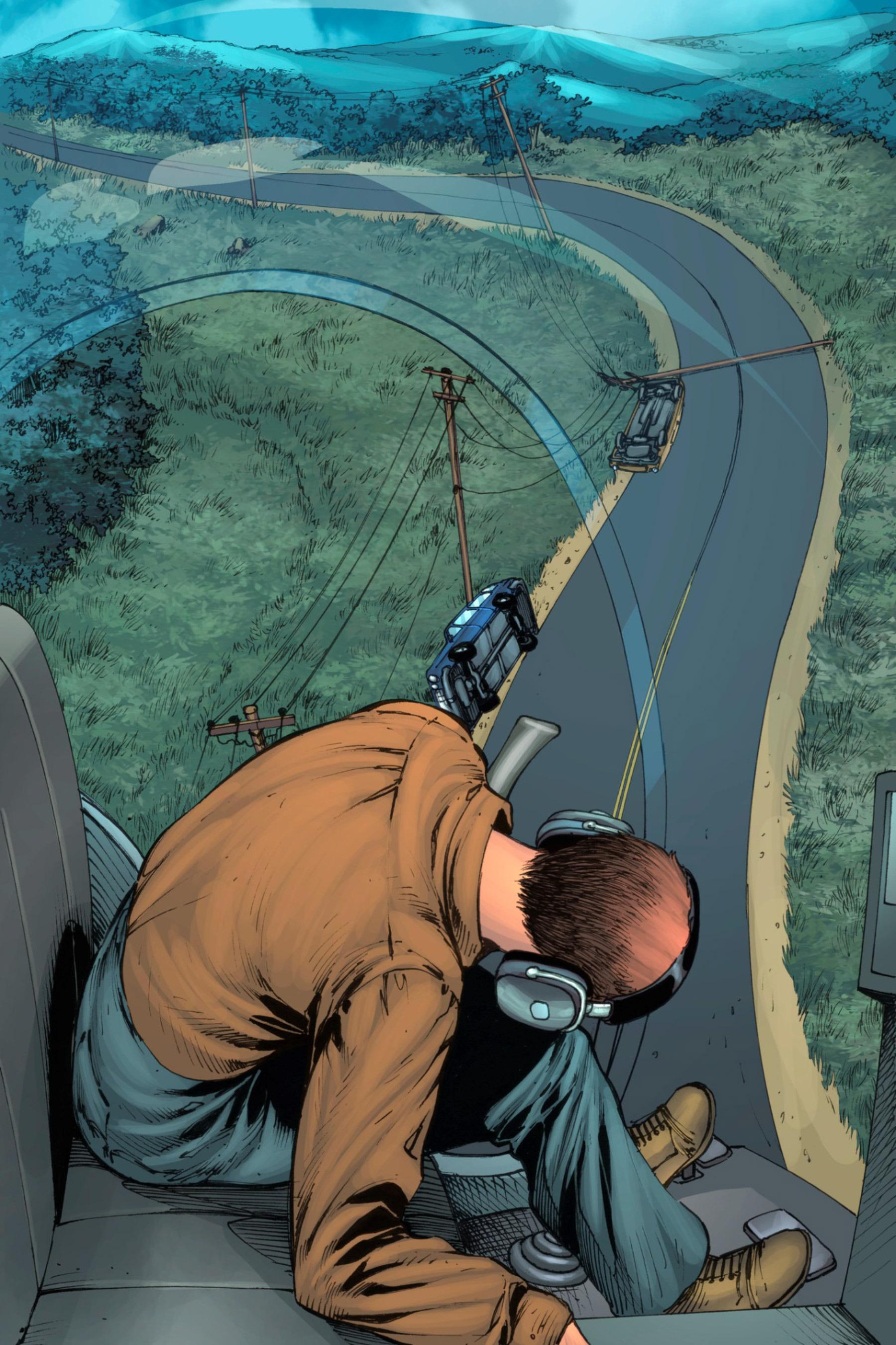 Read online Z-Men comic -  Issue #3 - 47