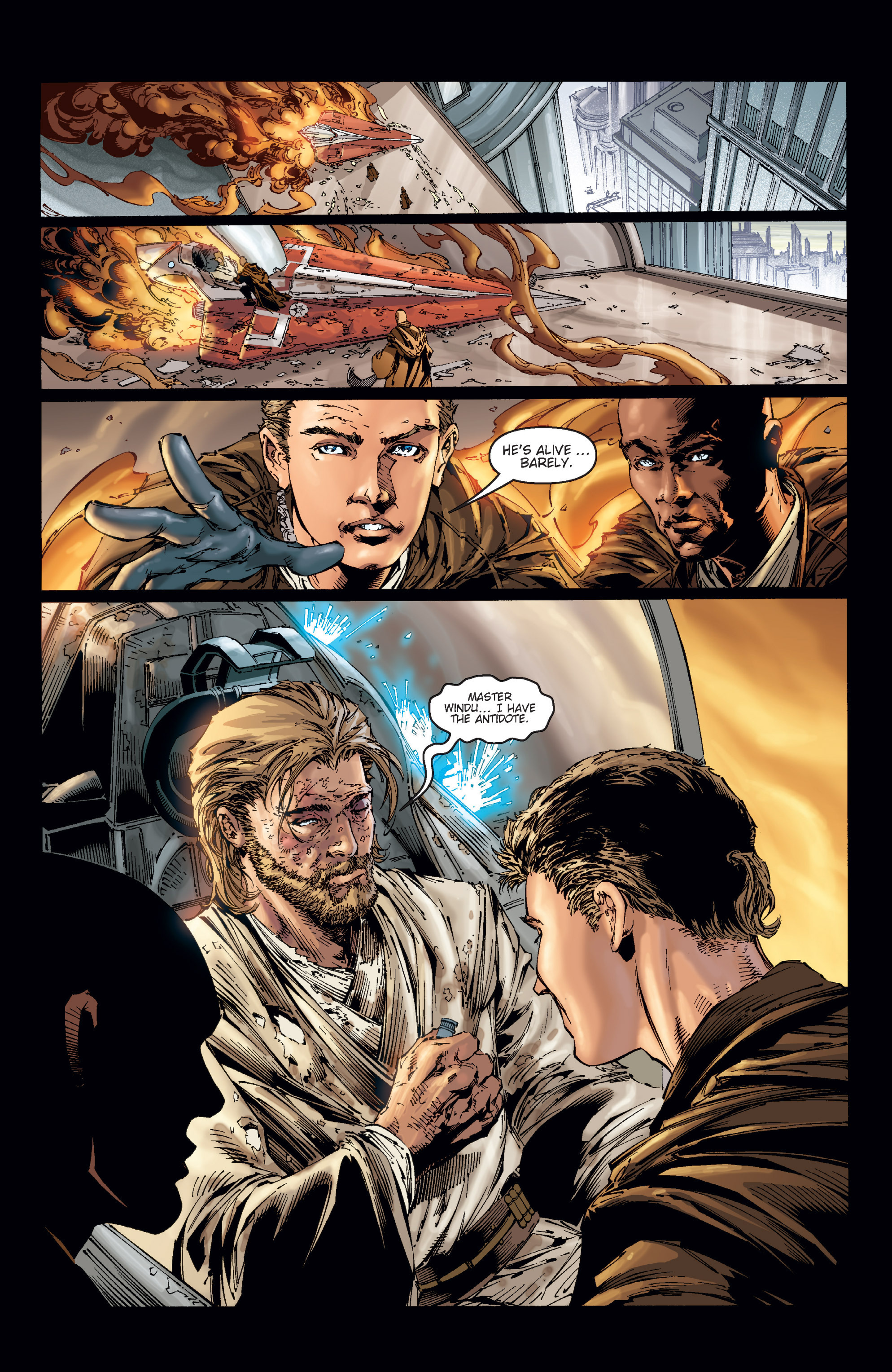 Star Wars Legends Epic Collection: The Clone Wars chap 1 pic 189