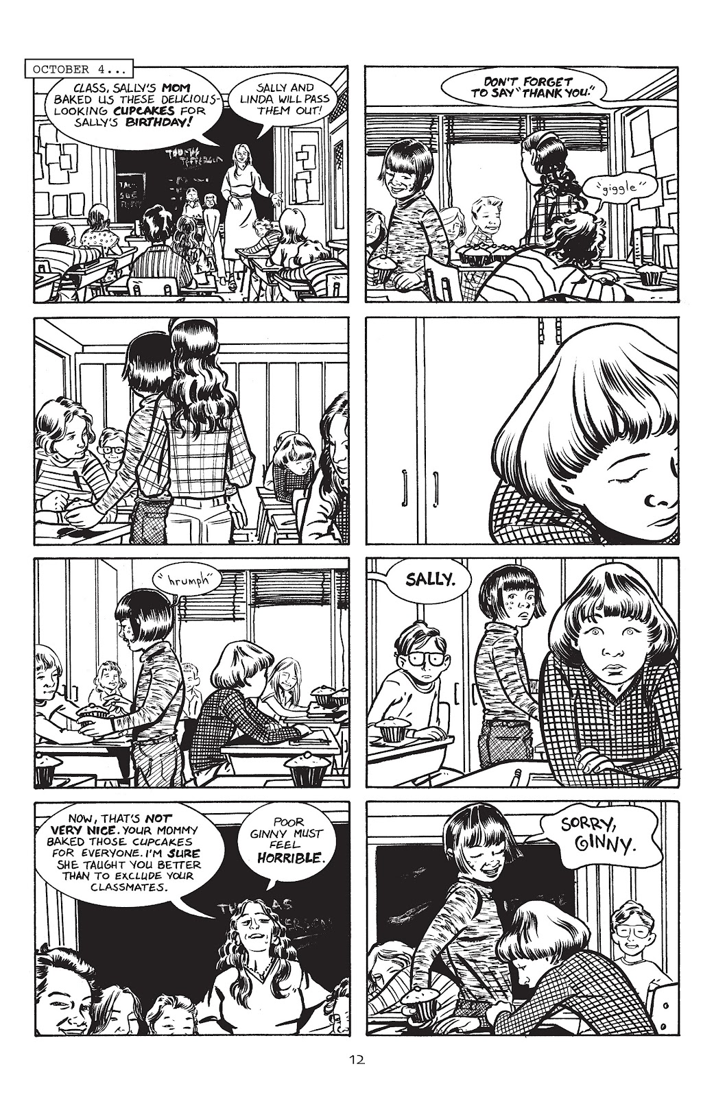 Stray Bullets Issue #2 #2 - English 14