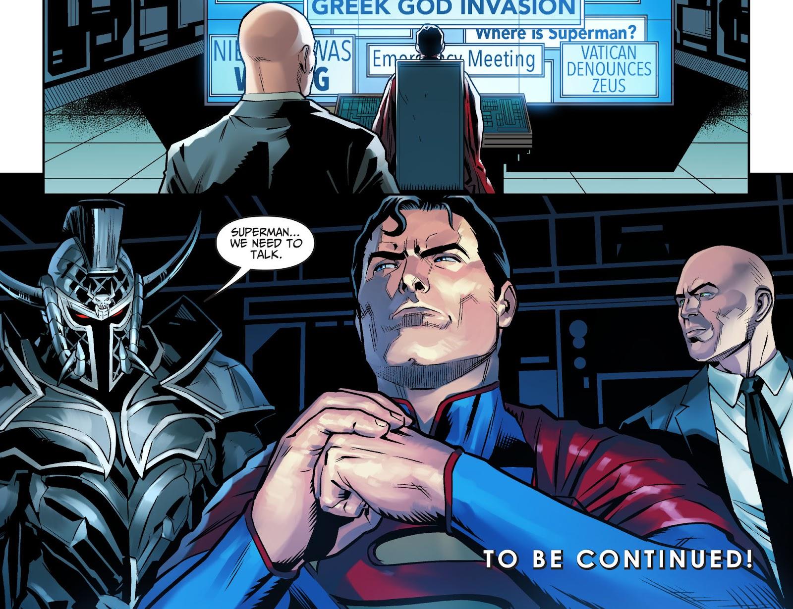 Injustice: Gods Among Us Year Four Issue #15 #16 - English 22