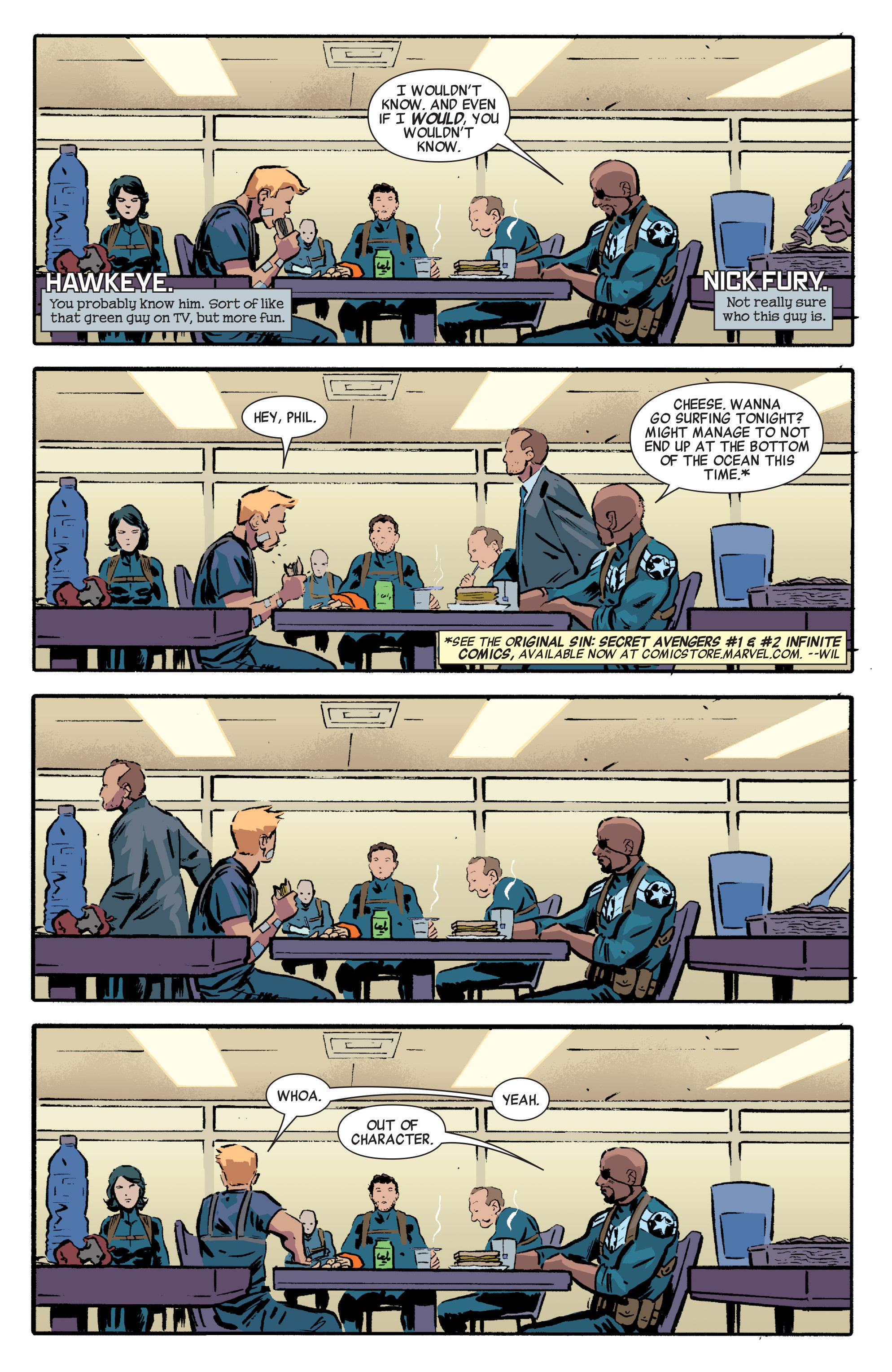 Read online Secret Avengers (2014) comic -  Issue #5 - 8