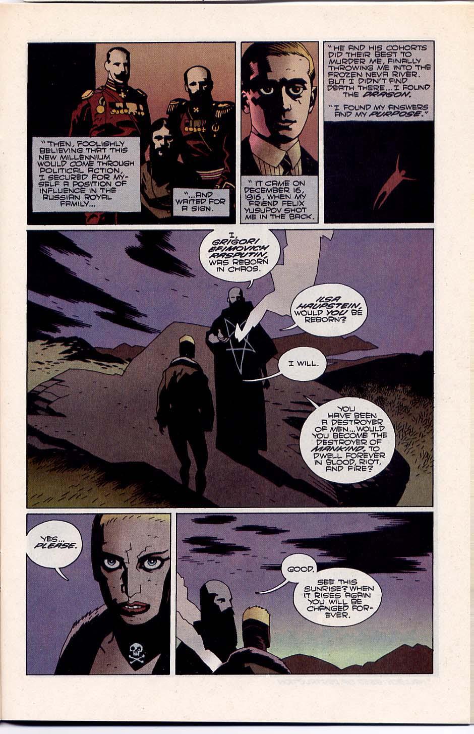 Hellboy: Wake the Devil Issue #3 #3 - English 13
