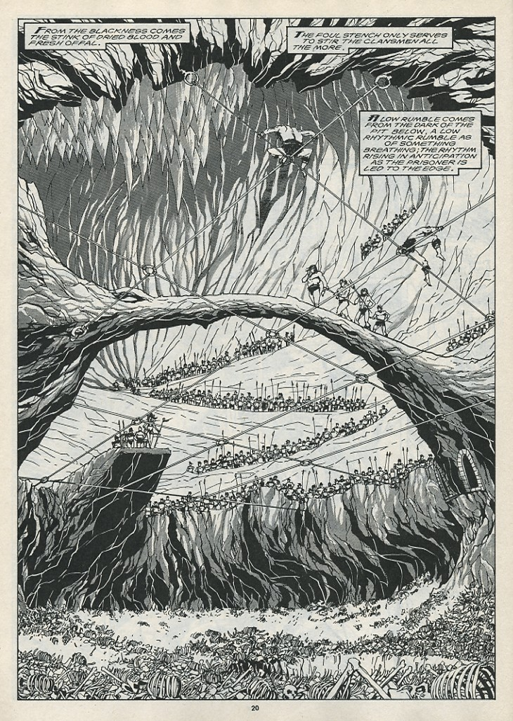 The Savage Sword Of Conan Issue #176 #177 - English 22