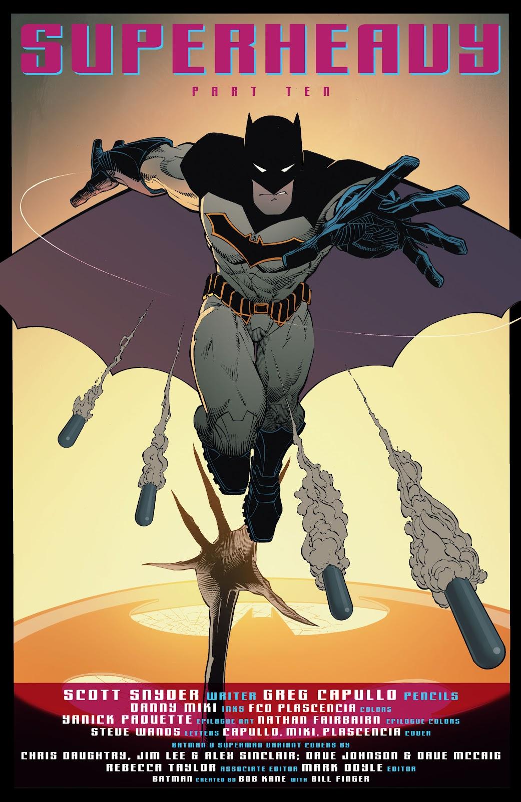 Batman (2011) Issue #50 #69 - English 13