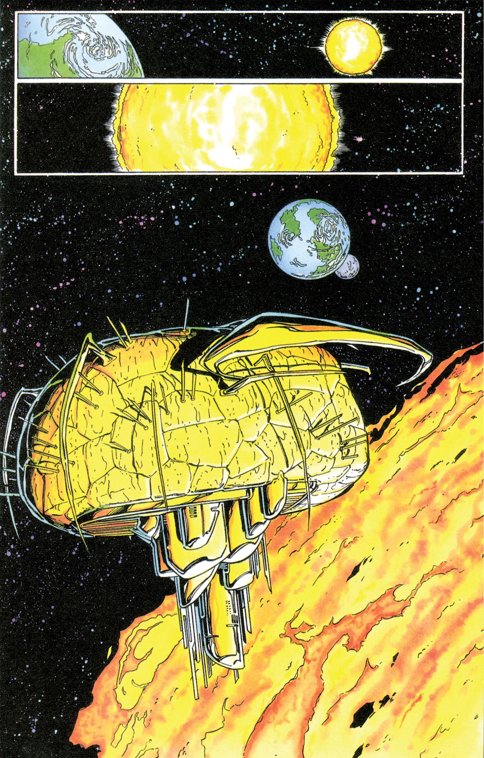 Armorines (1994) 6 Page 1