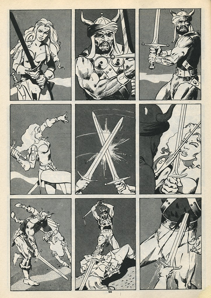 The Savage Sword Of Conan Issue #192 #193 - English 58