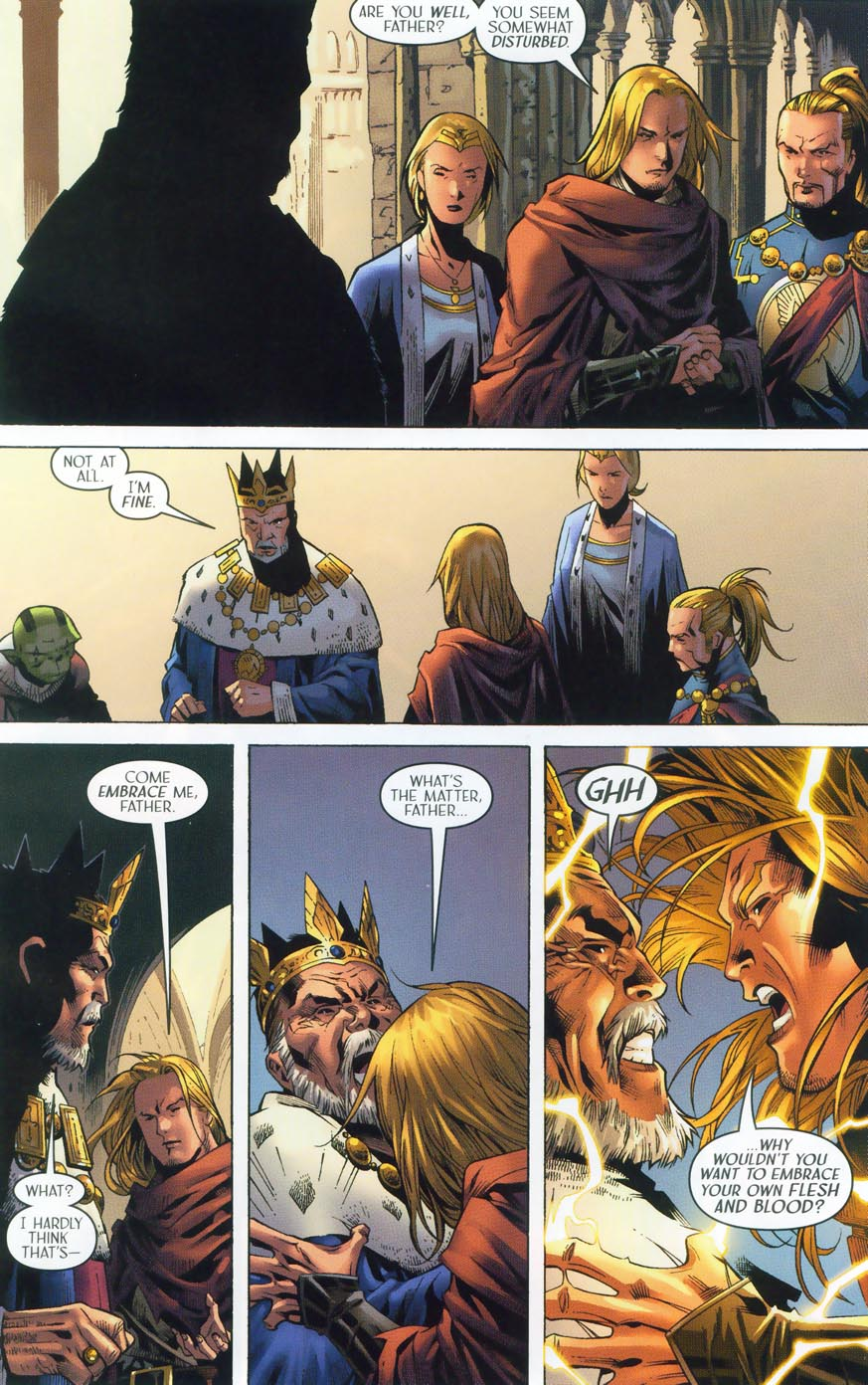 Read online Scion comic -  Issue #36 - 14