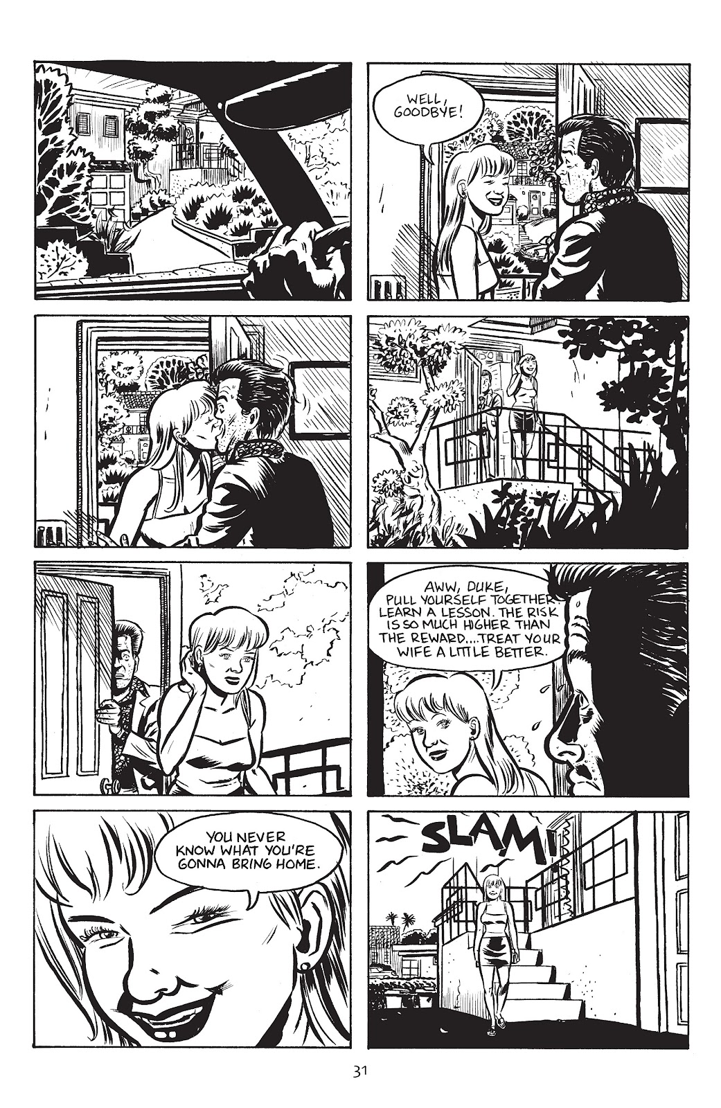 Stray Bullets Issue #22 #22 - English 33
