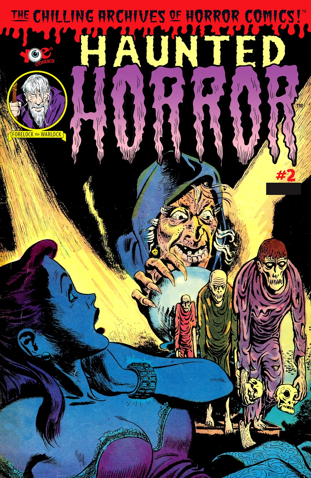 Haunted Horror Issue #2 #2 - English 1