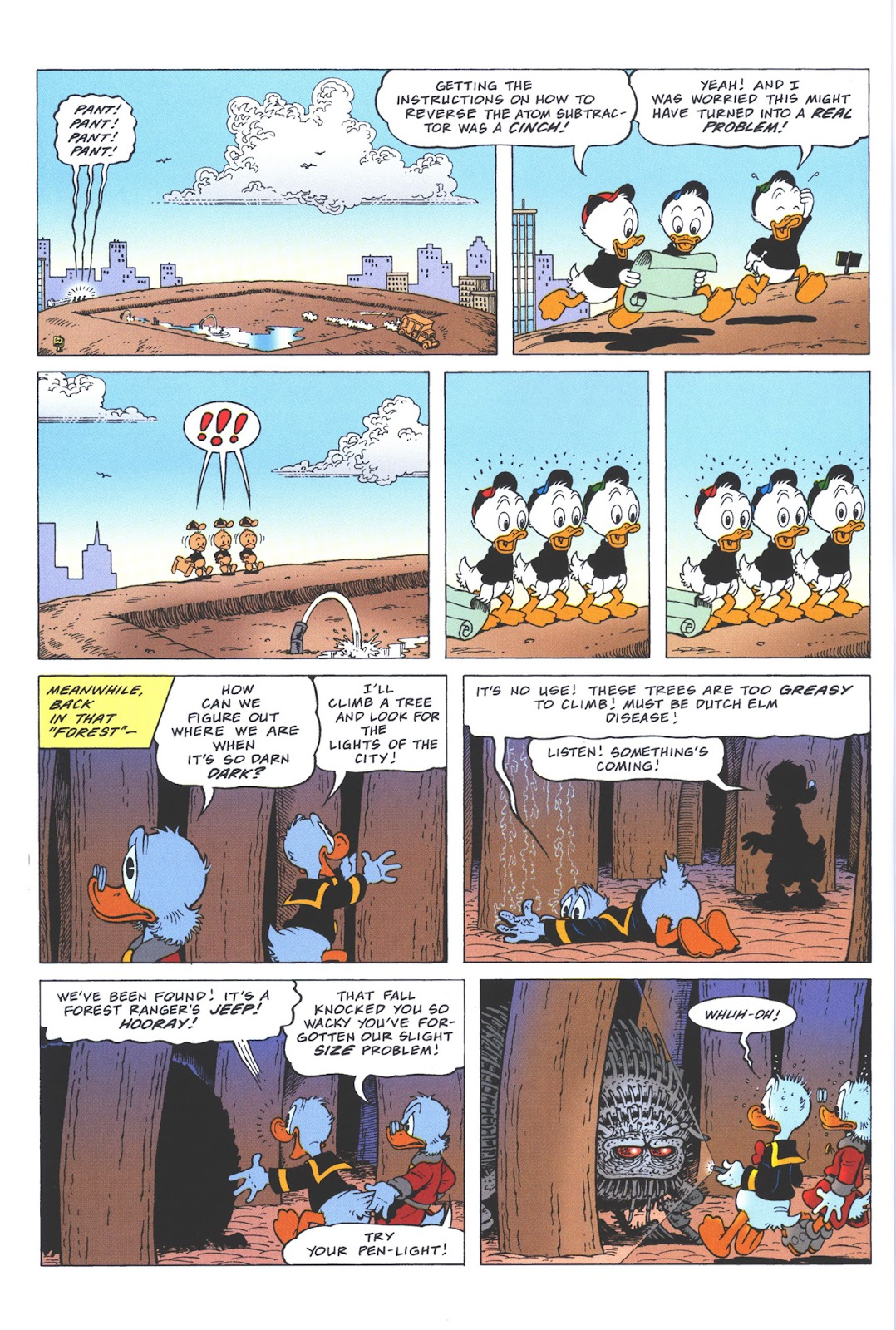 Uncle Scrooge (1953) Issue #359 #359 - English 16