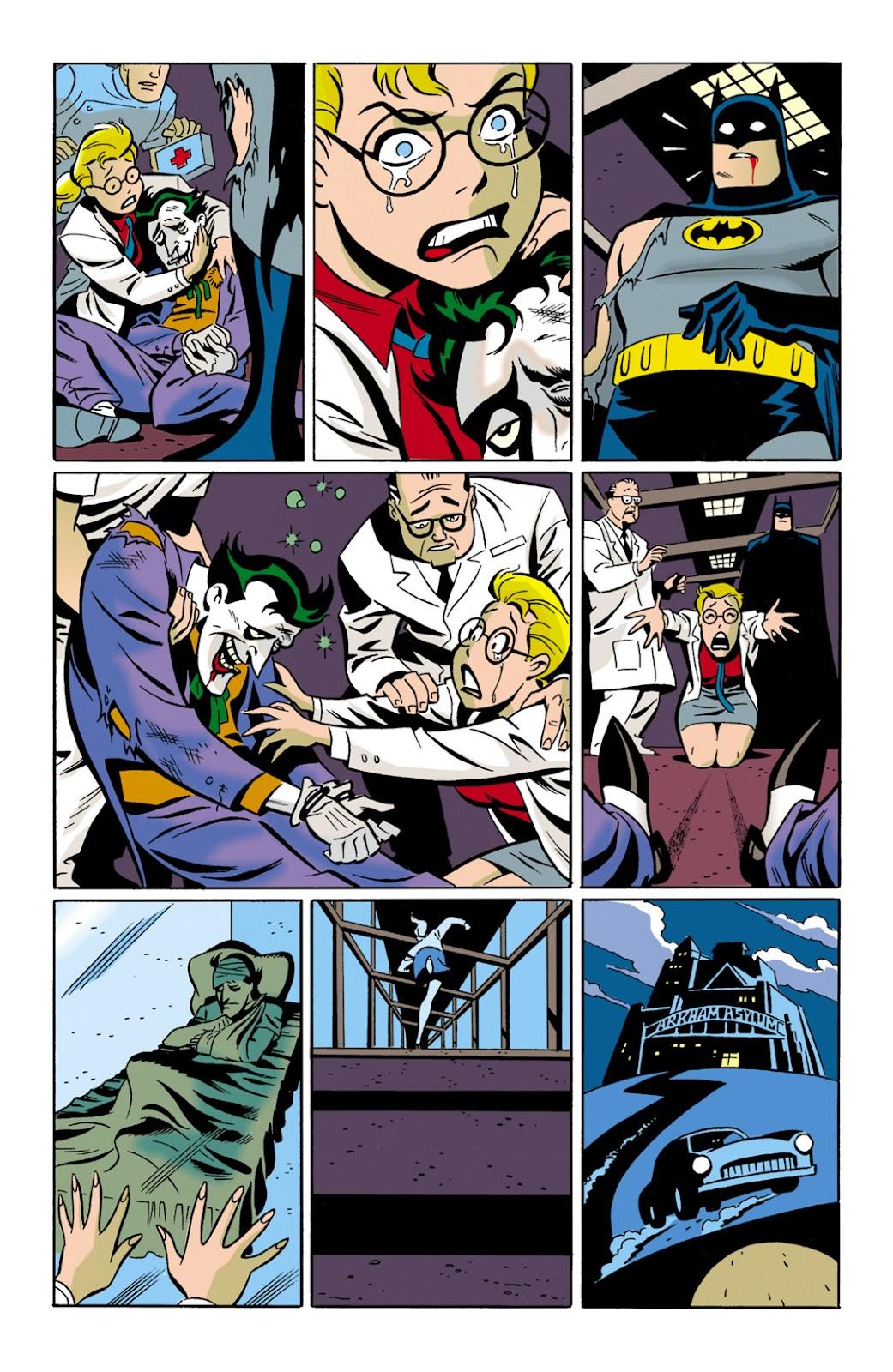 The Batman Adventures: Mad Love Full #1 - English 33