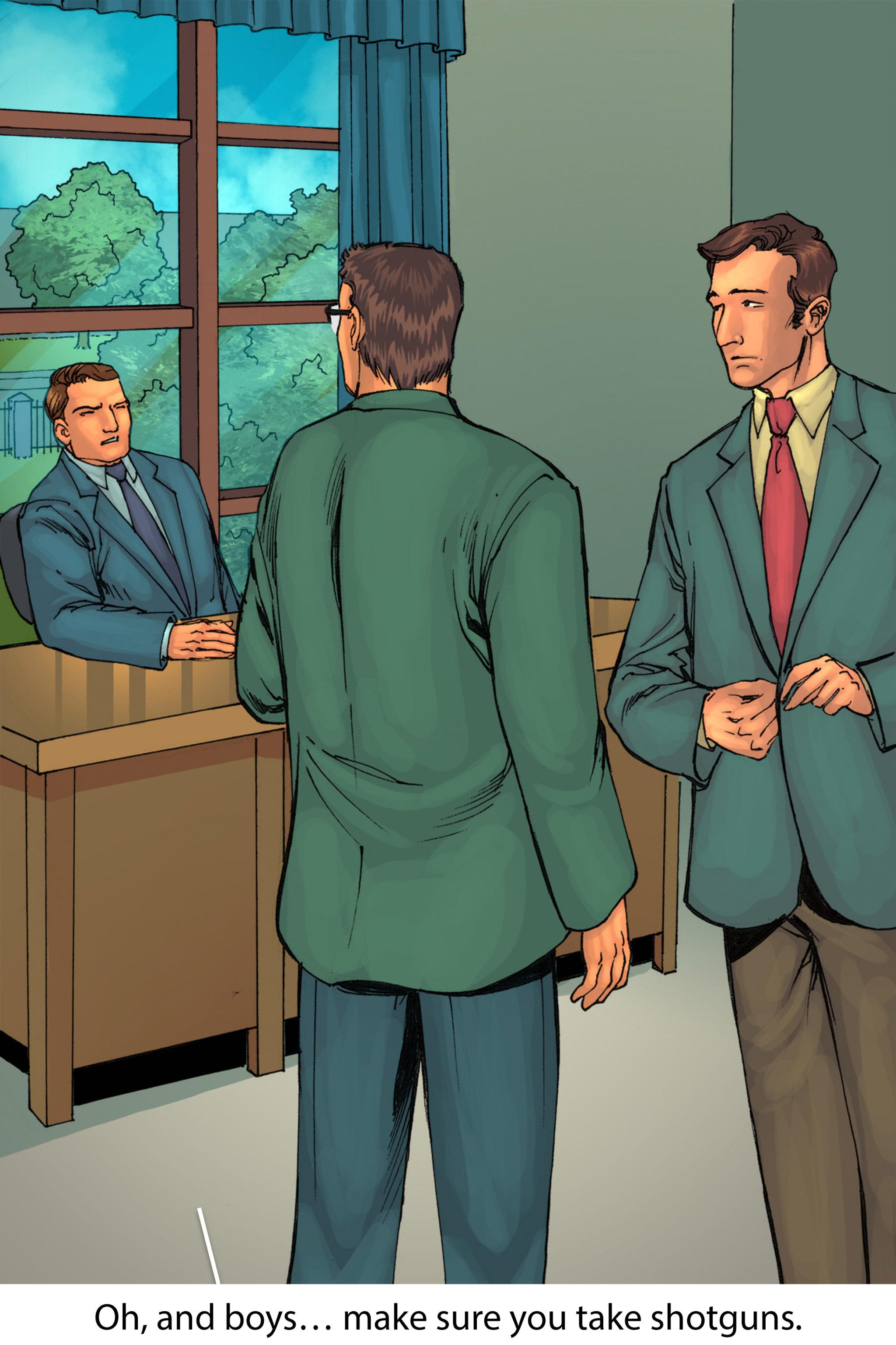 Read online Z-Men comic -  Issue #1 - 94