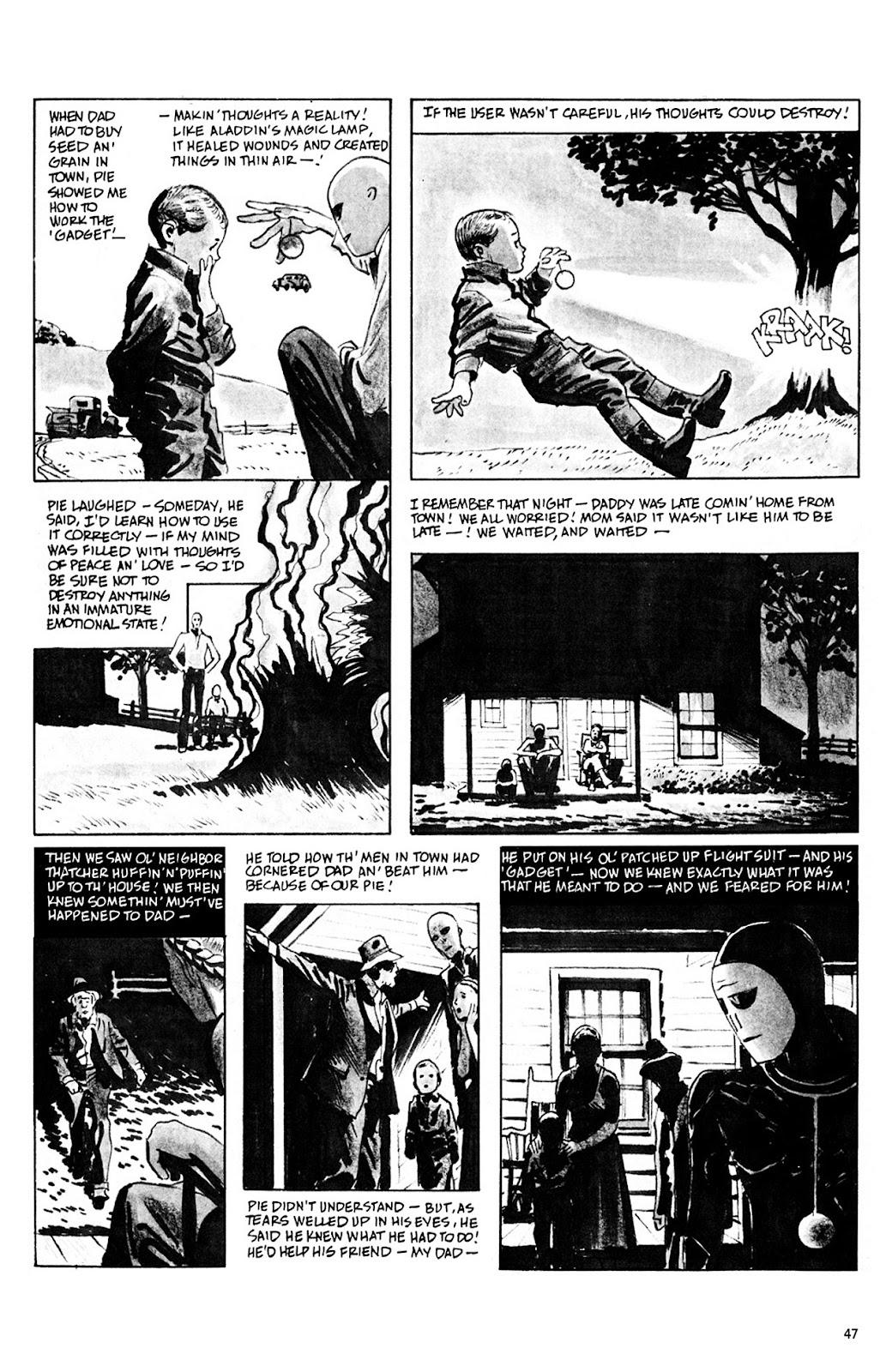 Creepy (2009) Issue #1 #1 - English 49