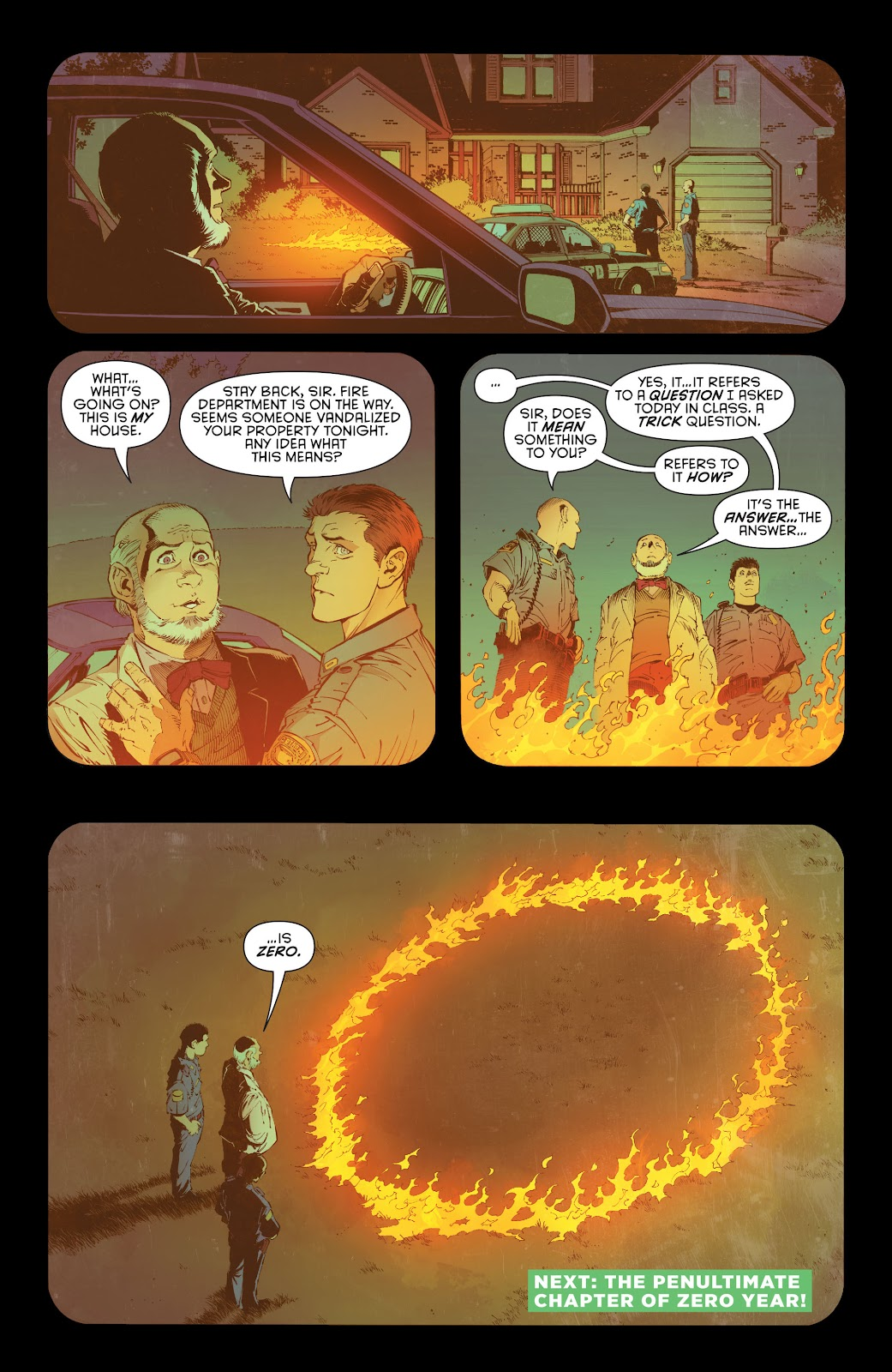 Batman (2011) Issue #31 #50 - English 23