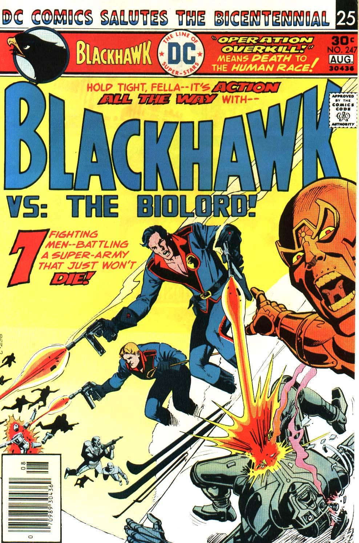 Blackhawk (1957) 247 Page 1