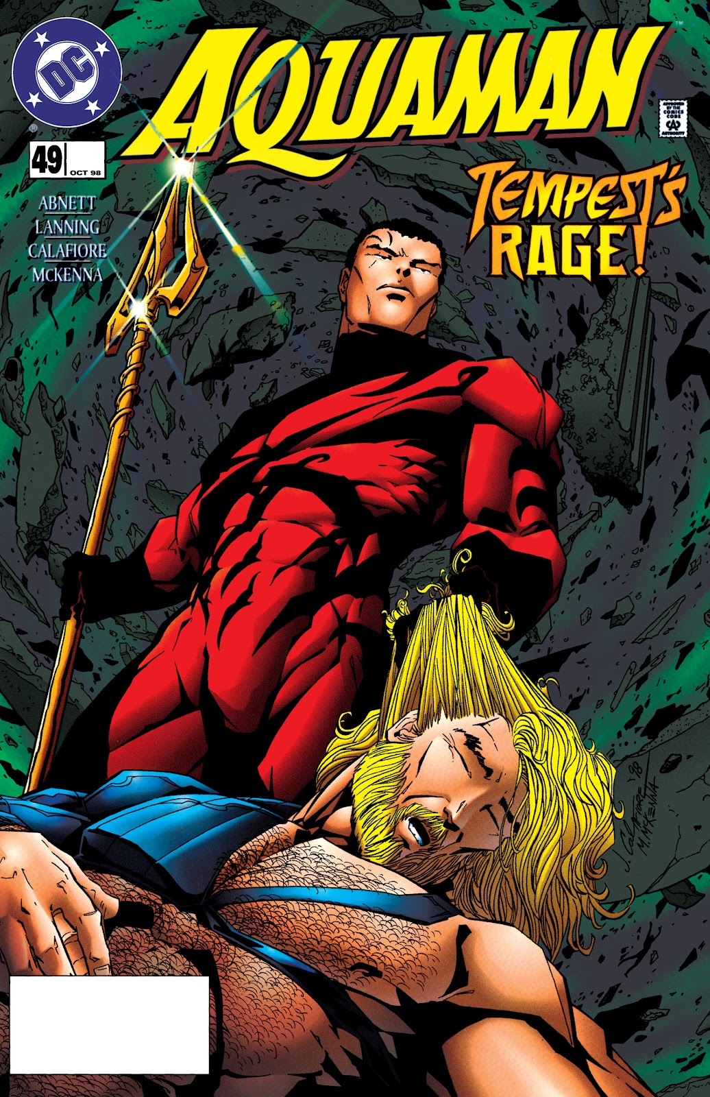 Aquaman (1994) Issue #49 #55 - English 1