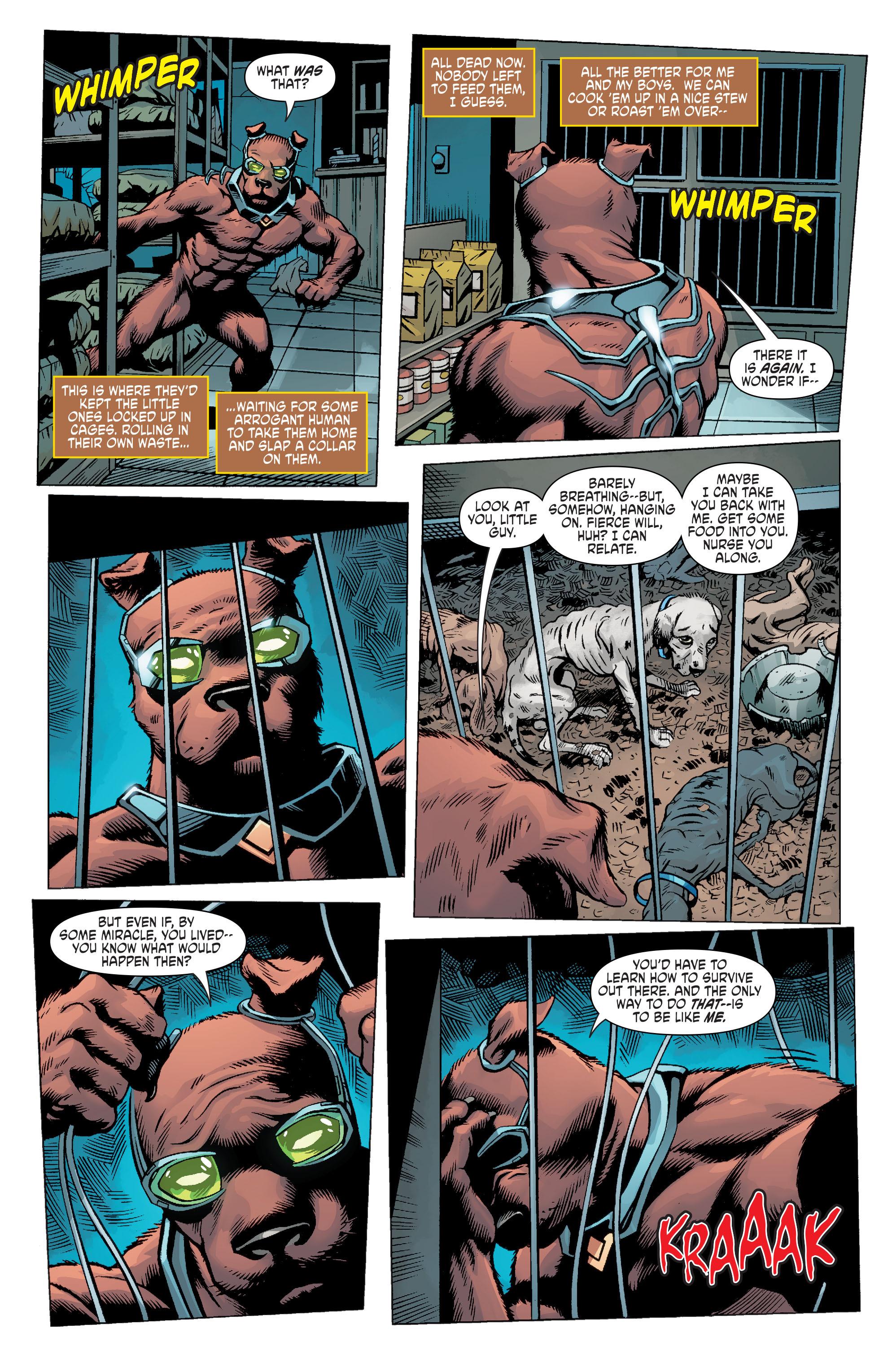 Read online Scooby Apocalypse comic -  Issue #9 - 24