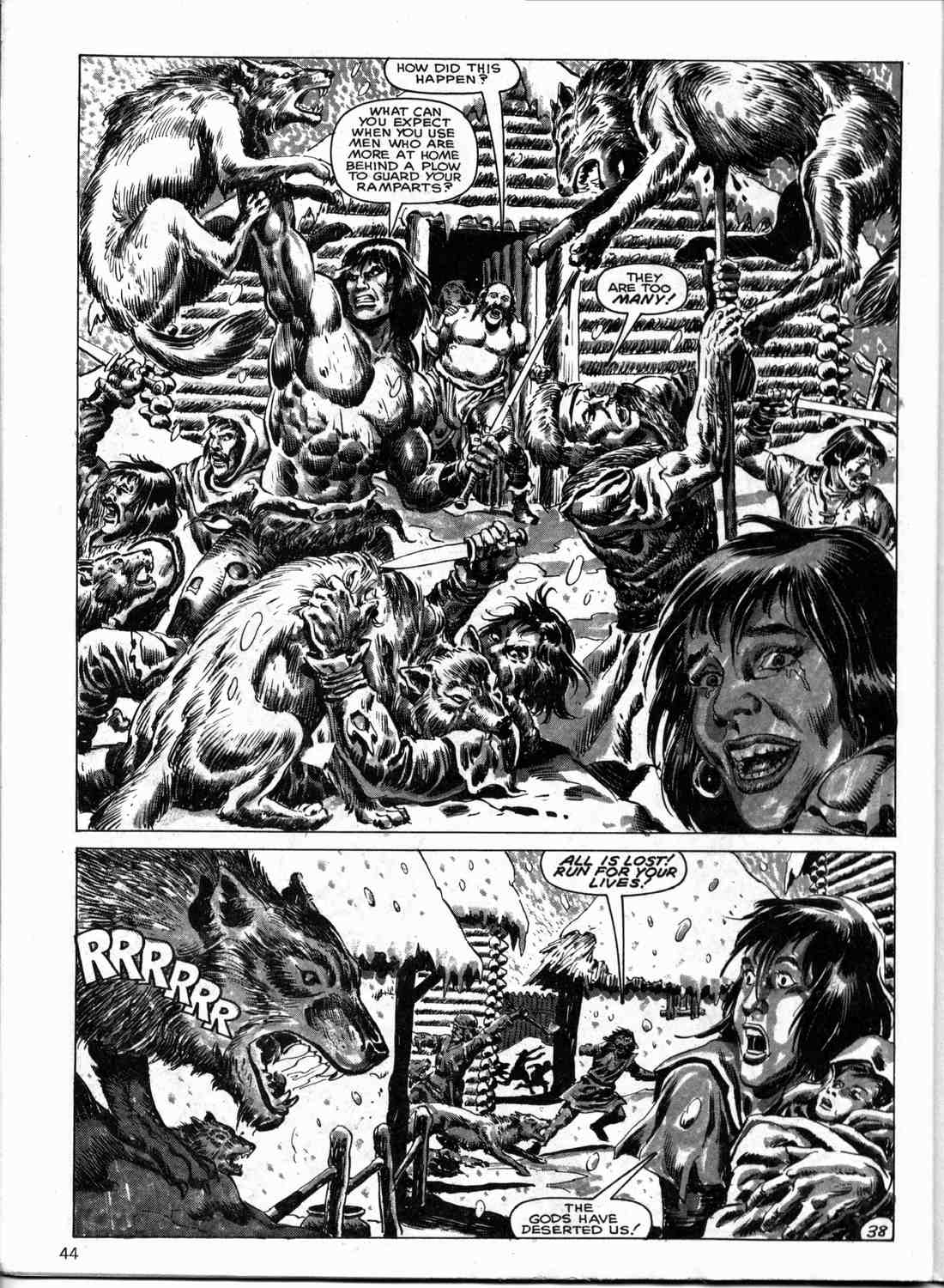 The Savage Sword Of Conan Issue #133 #134 - English 43
