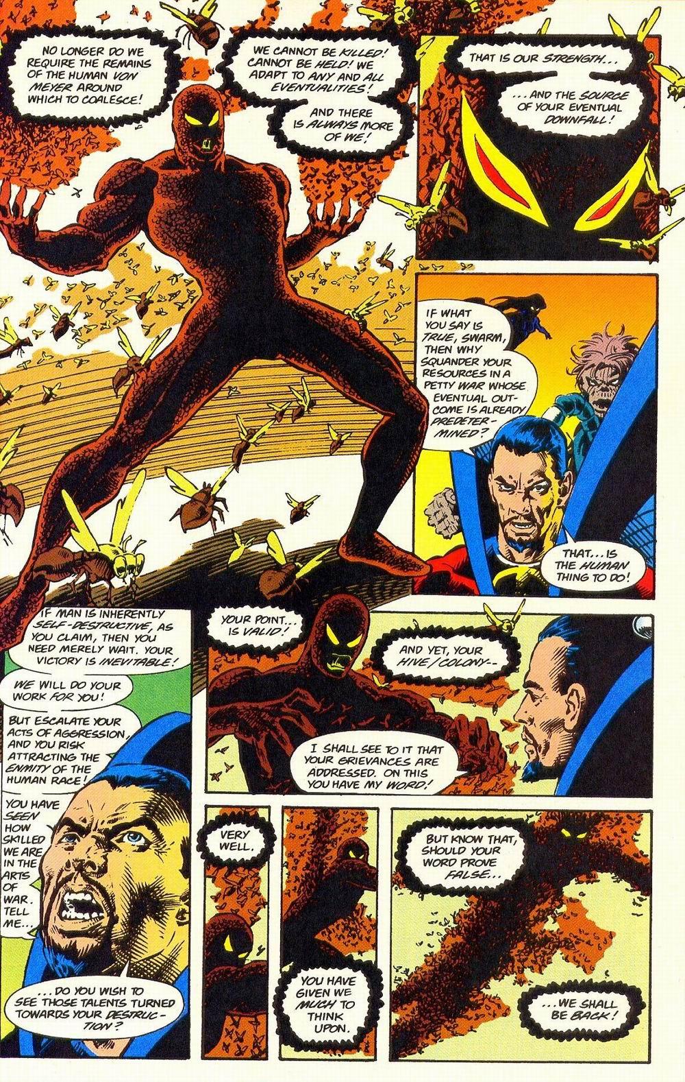 Read online Secret Defenders comic -  Issue #19 - 21