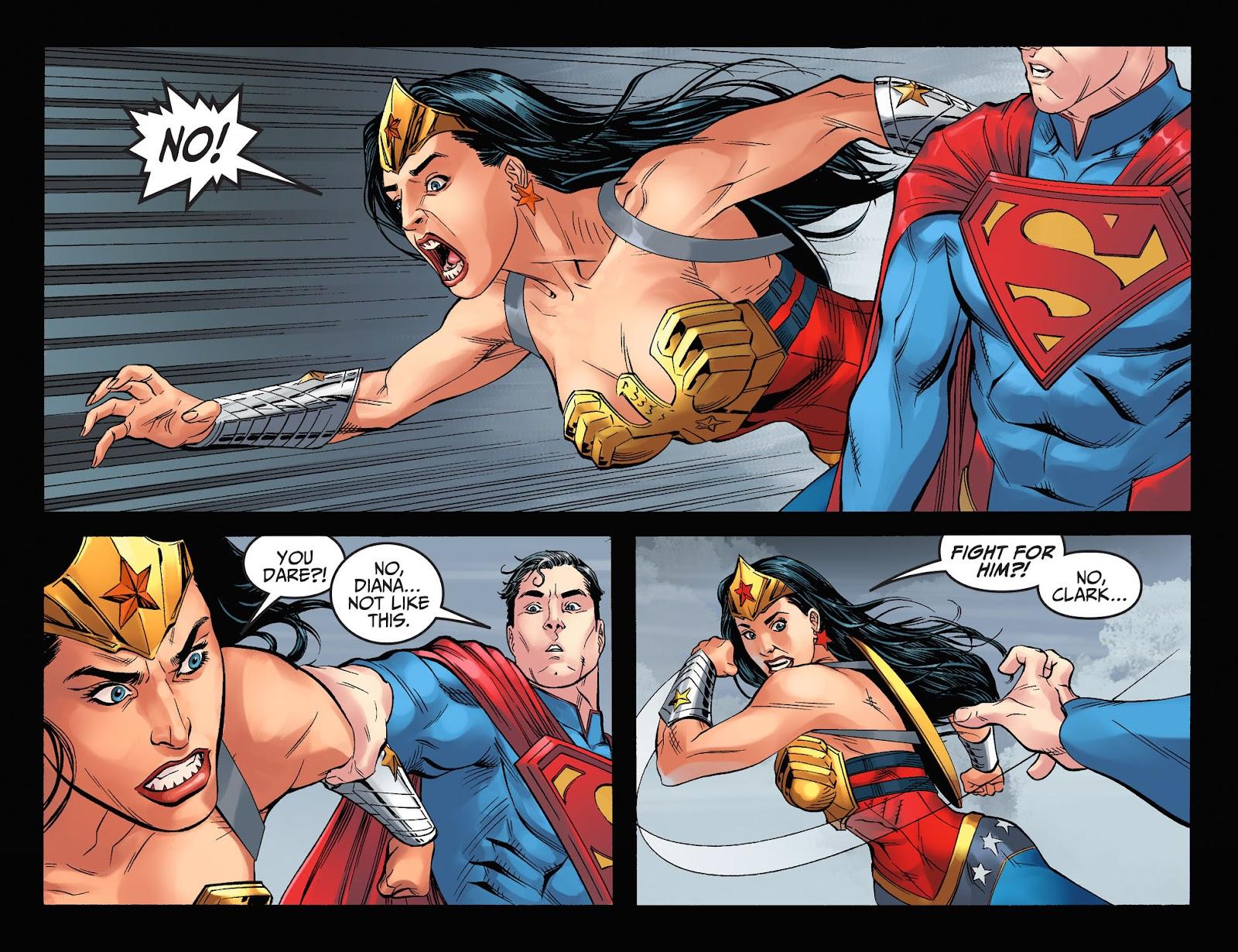 Injustice: Gods Among Us Year Four Issue #8 #9 - English 9