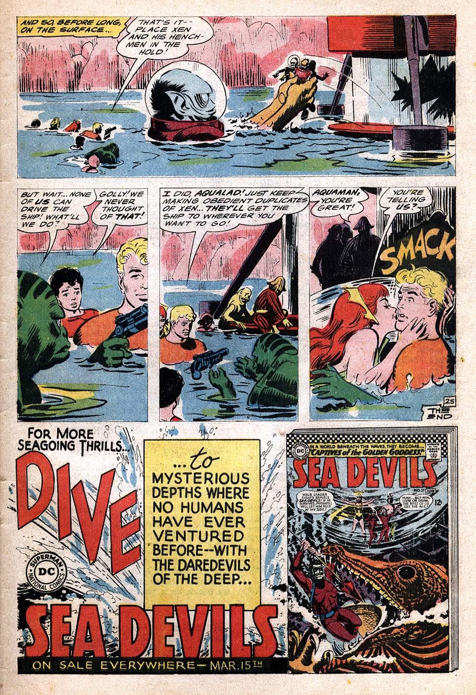 Aquaman (1962) Issue #27 #27 - English 33