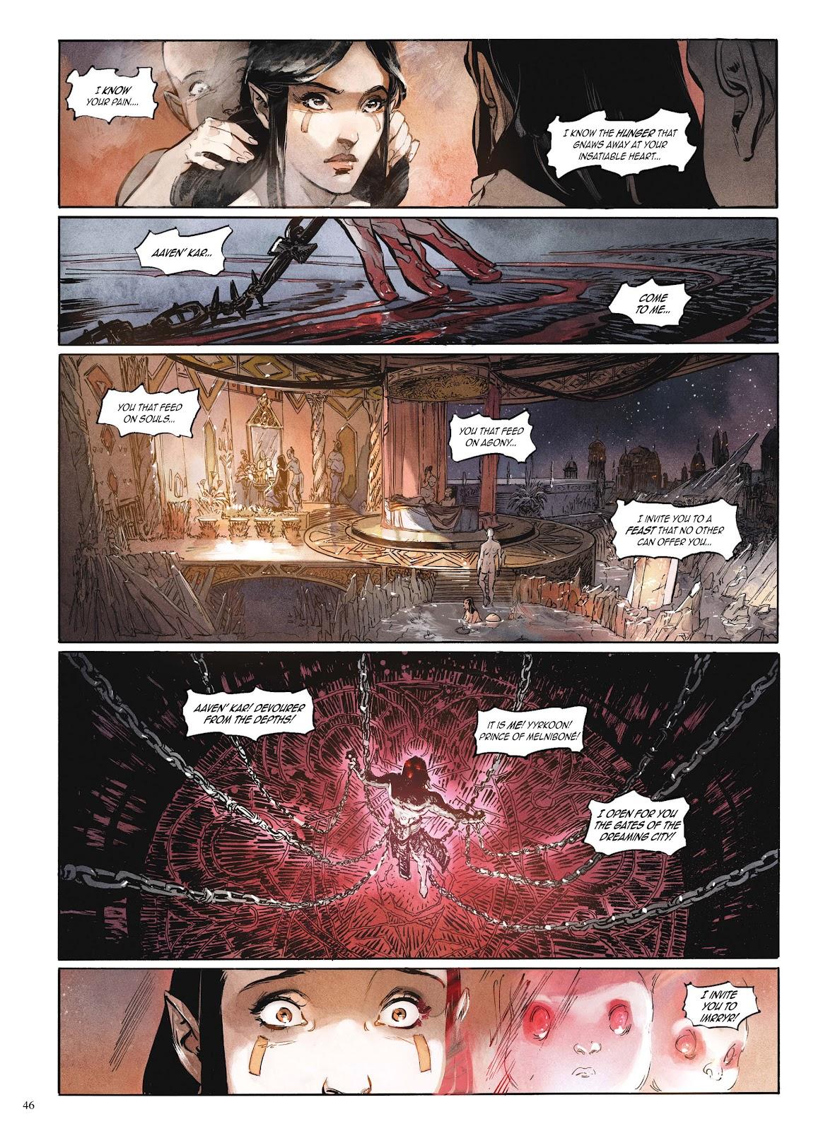 Elric (2014) TPB 1 #1 - English 45
