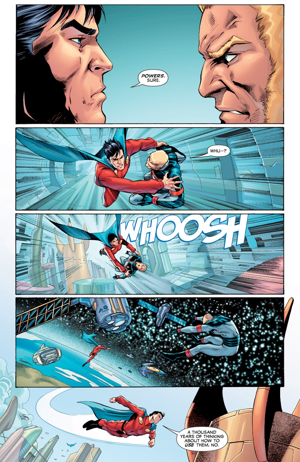 Legion of Super-Heroes (2010) Issue #7 #8 - English 12