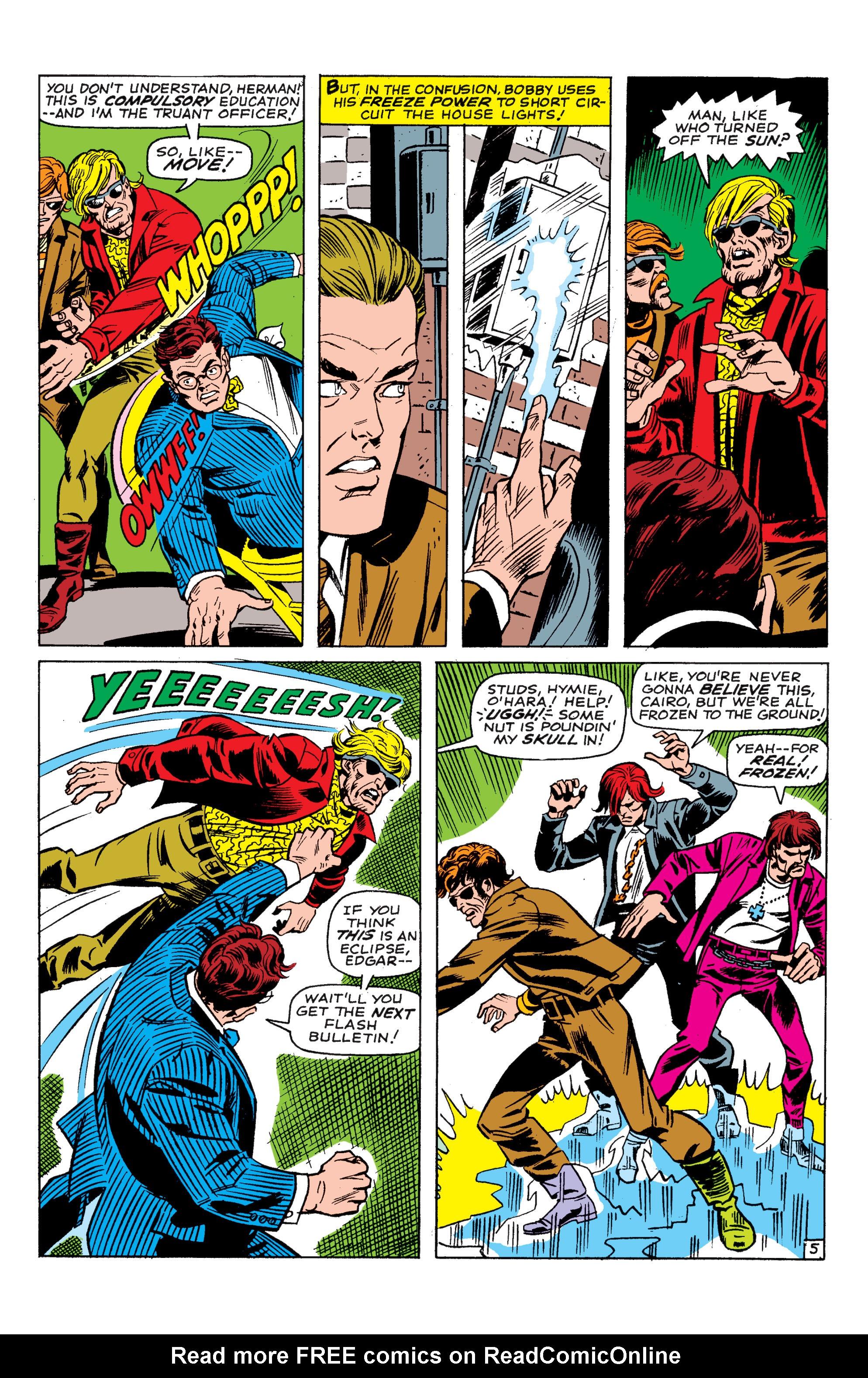 Uncanny X-Men (1963) 47 Page 5