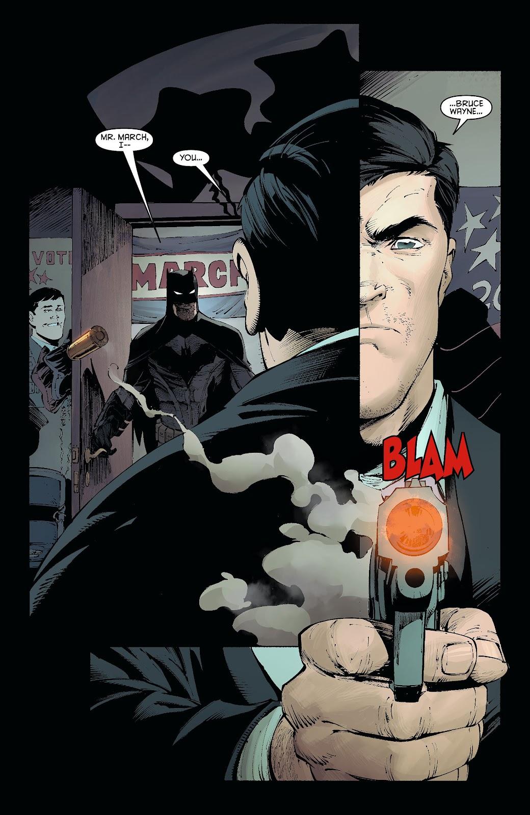 Batman (2011) Issue #9 #24 - English 19