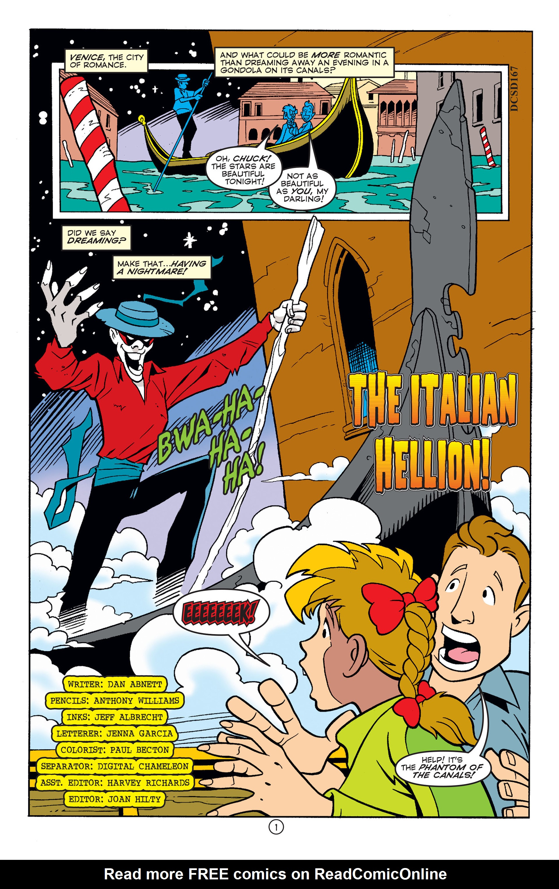 Read online Scooby-Doo: Where Are You? comic -  Issue #50 - 12