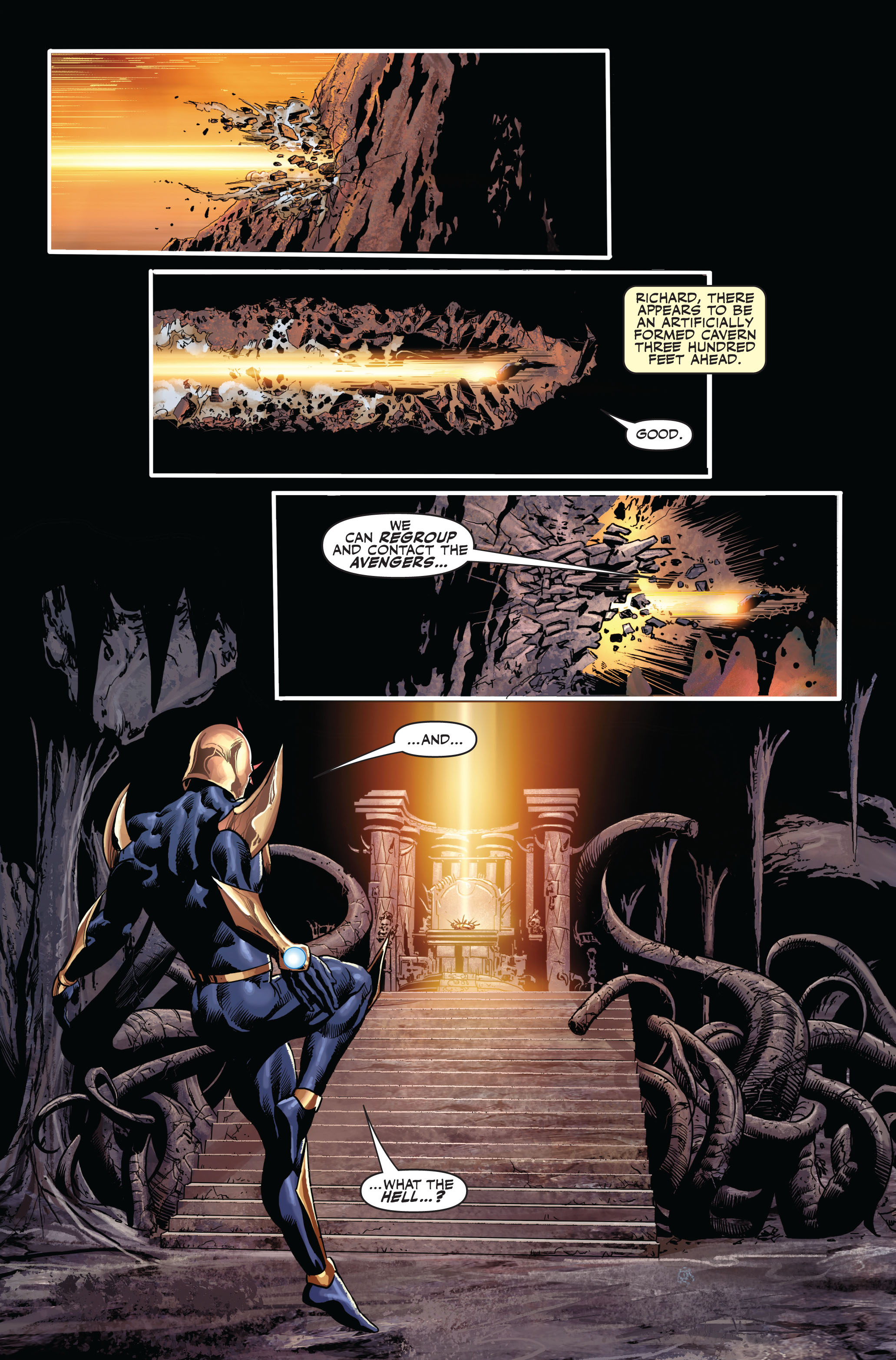 Read online Secret Avengers (2010) comic -  Issue #1 - 25