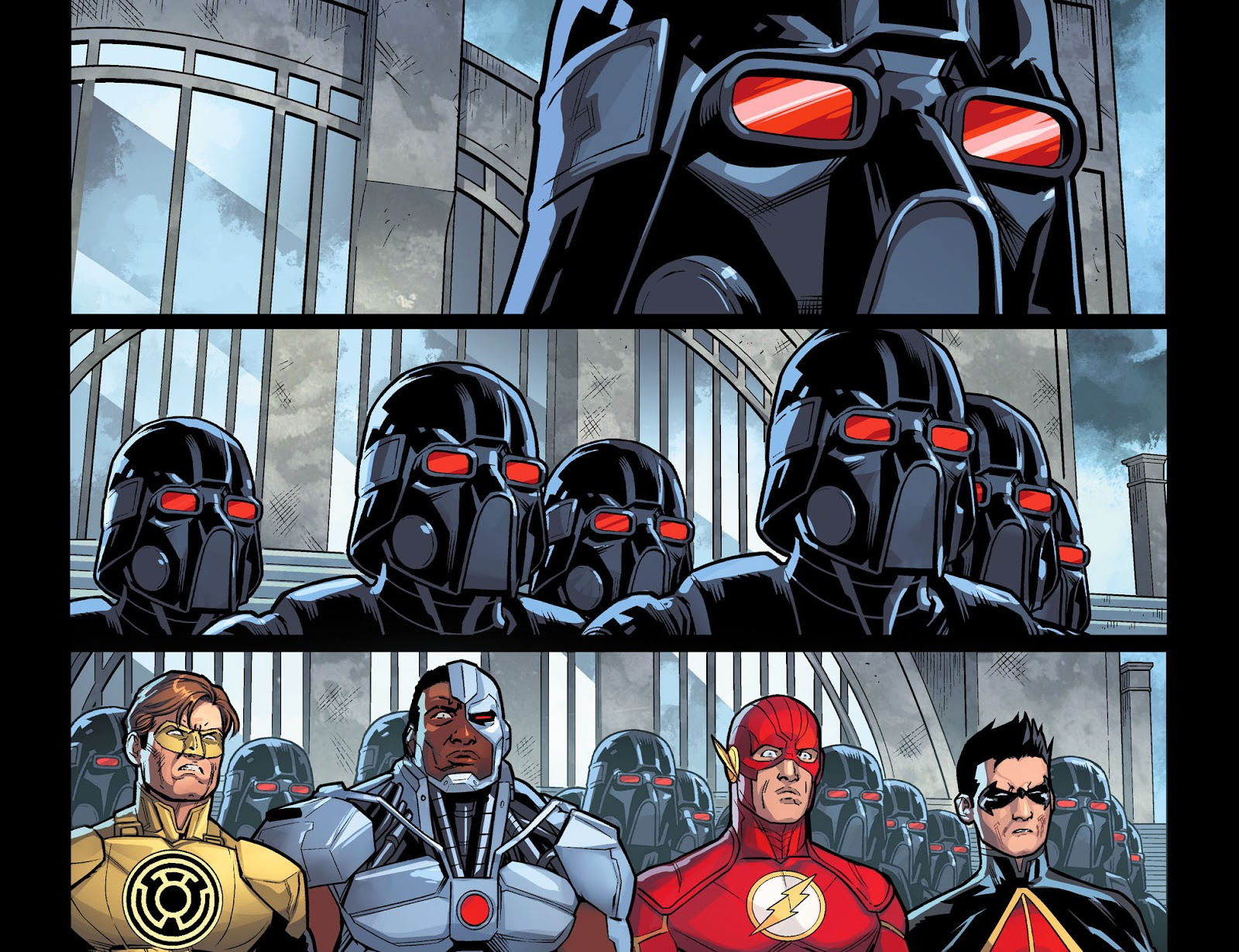Injustice: Gods Among Us Year Four Issue #9 #10 - English 3