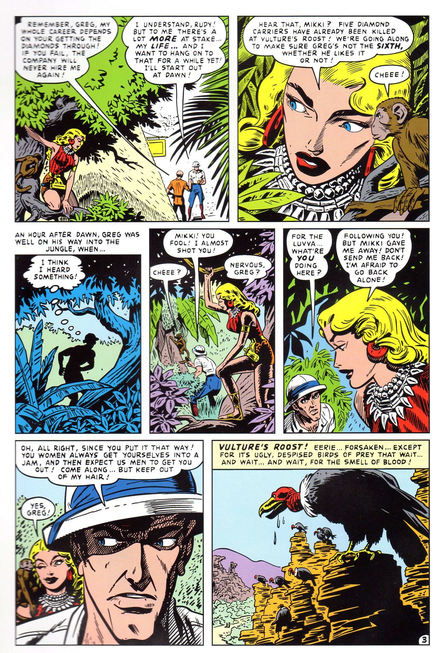 Read online Lorna, The Jungle Queen comic -  Issue #4 - 23