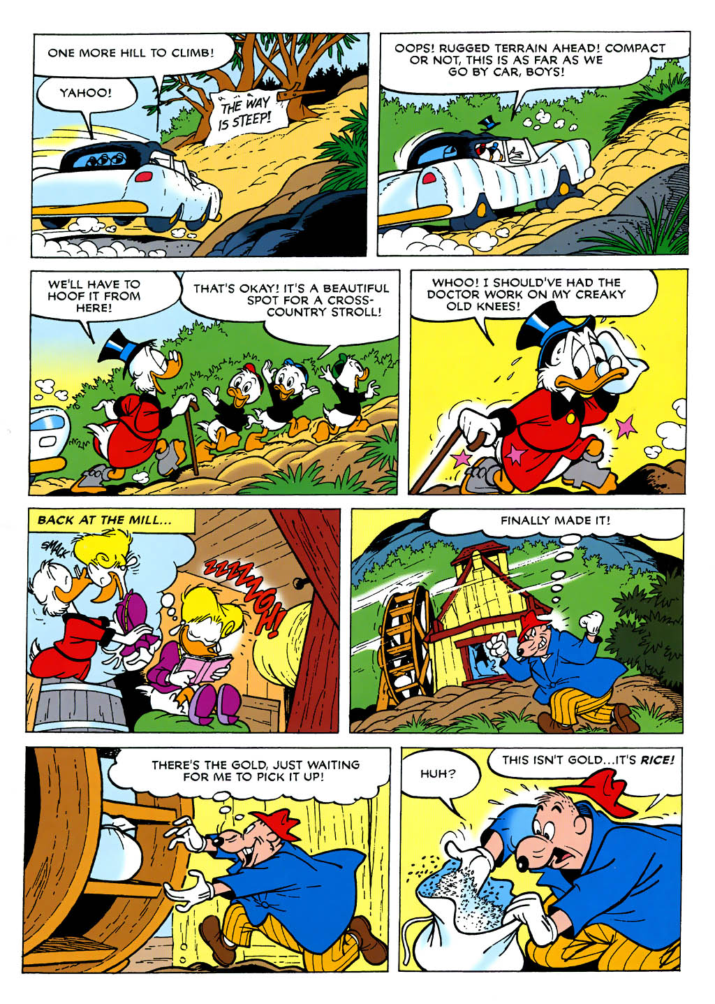 Uncle Scrooge (1953) Issue #322 #322 - English 49