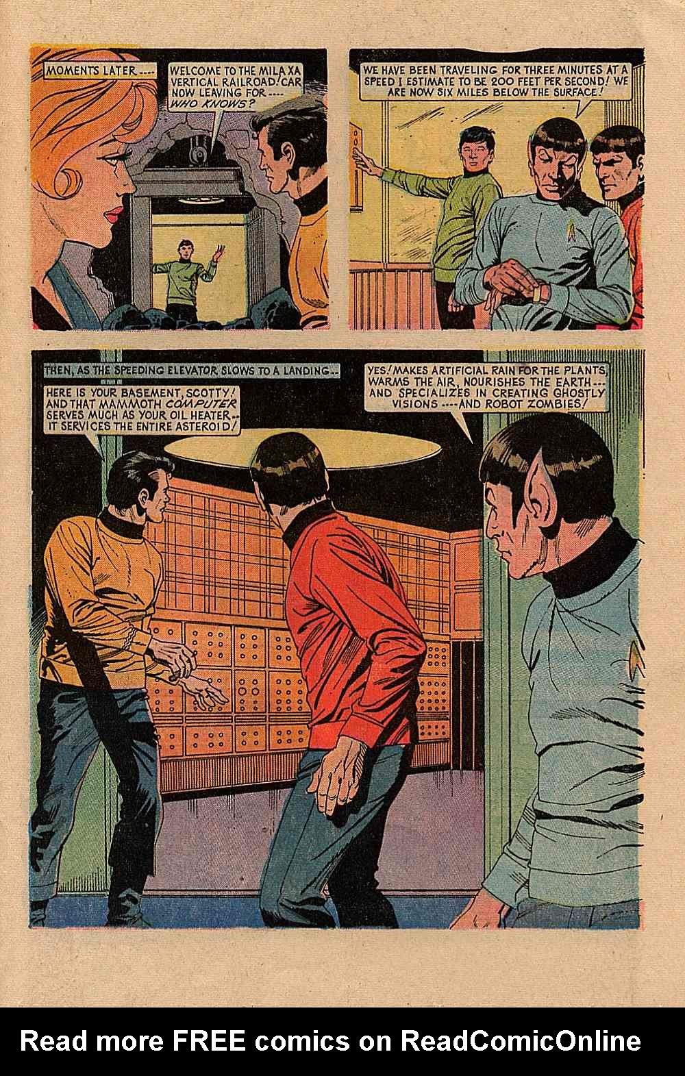 Star Trek (1967) Issue #19 #19 - English 19