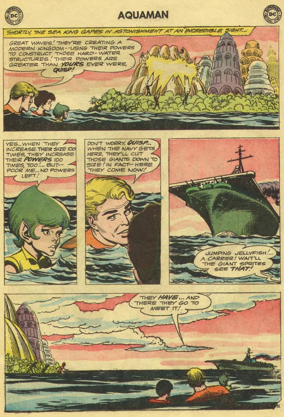 Aquaman (1962) Issue #10 #10 - English 15