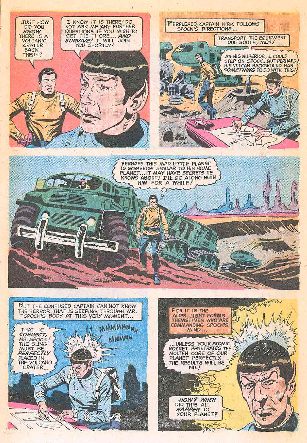 Star Trek (1967) Issue #35 #35 - English 12