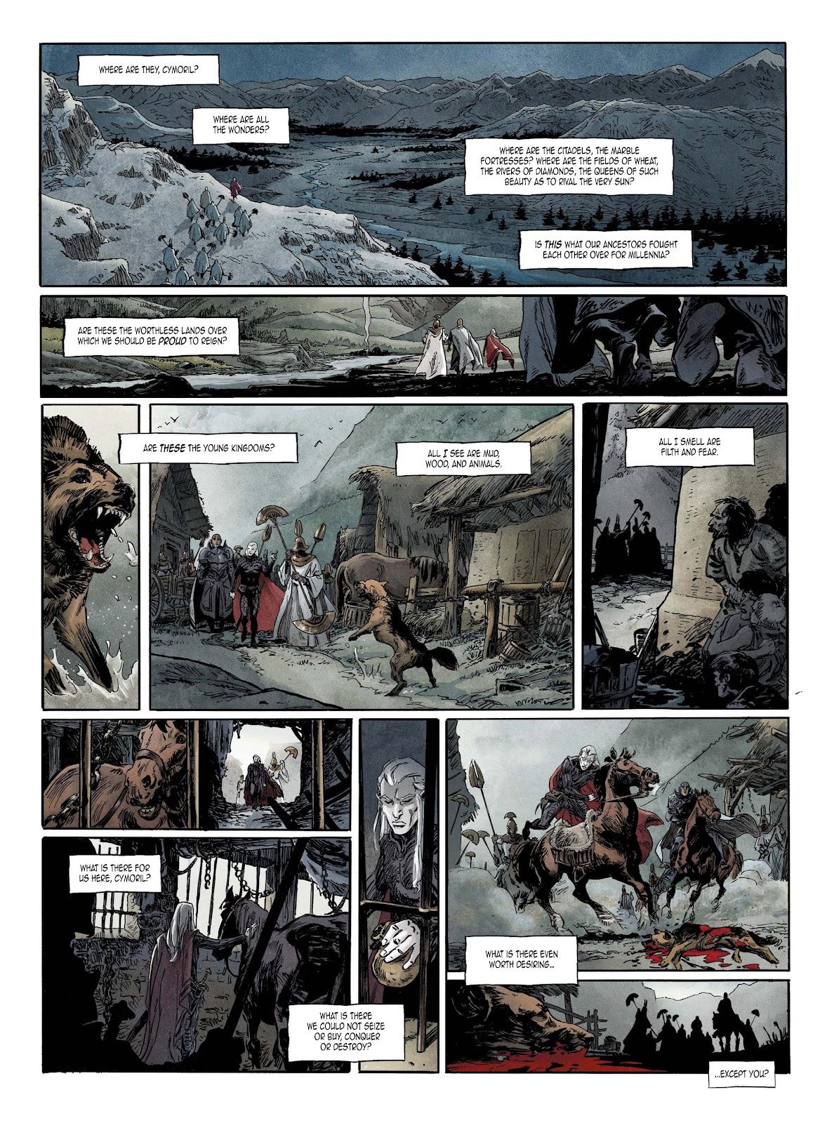 Elric (2014) TPB 2 #2 - English 33