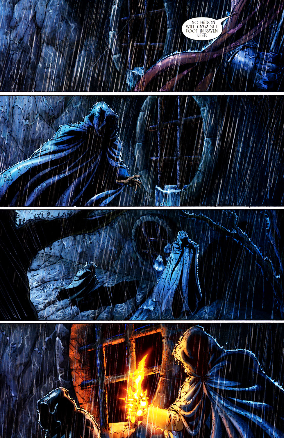 Read online Scion comic -  Issue #12 - 4