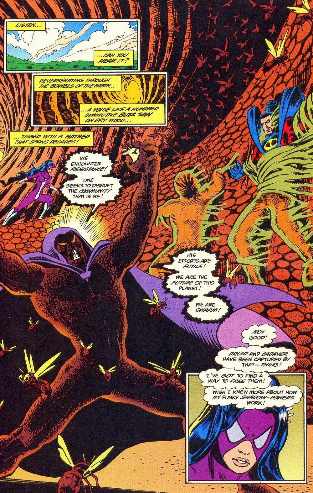 Read online Secret Defenders comic -  Issue #19 - 6