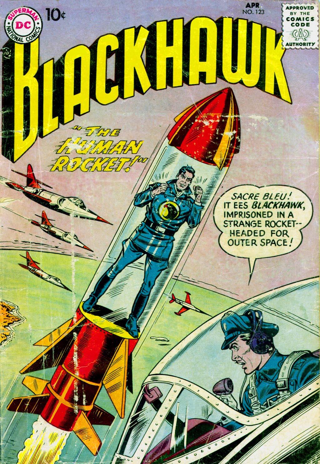 Blackhawk (1957) 123 Page 1