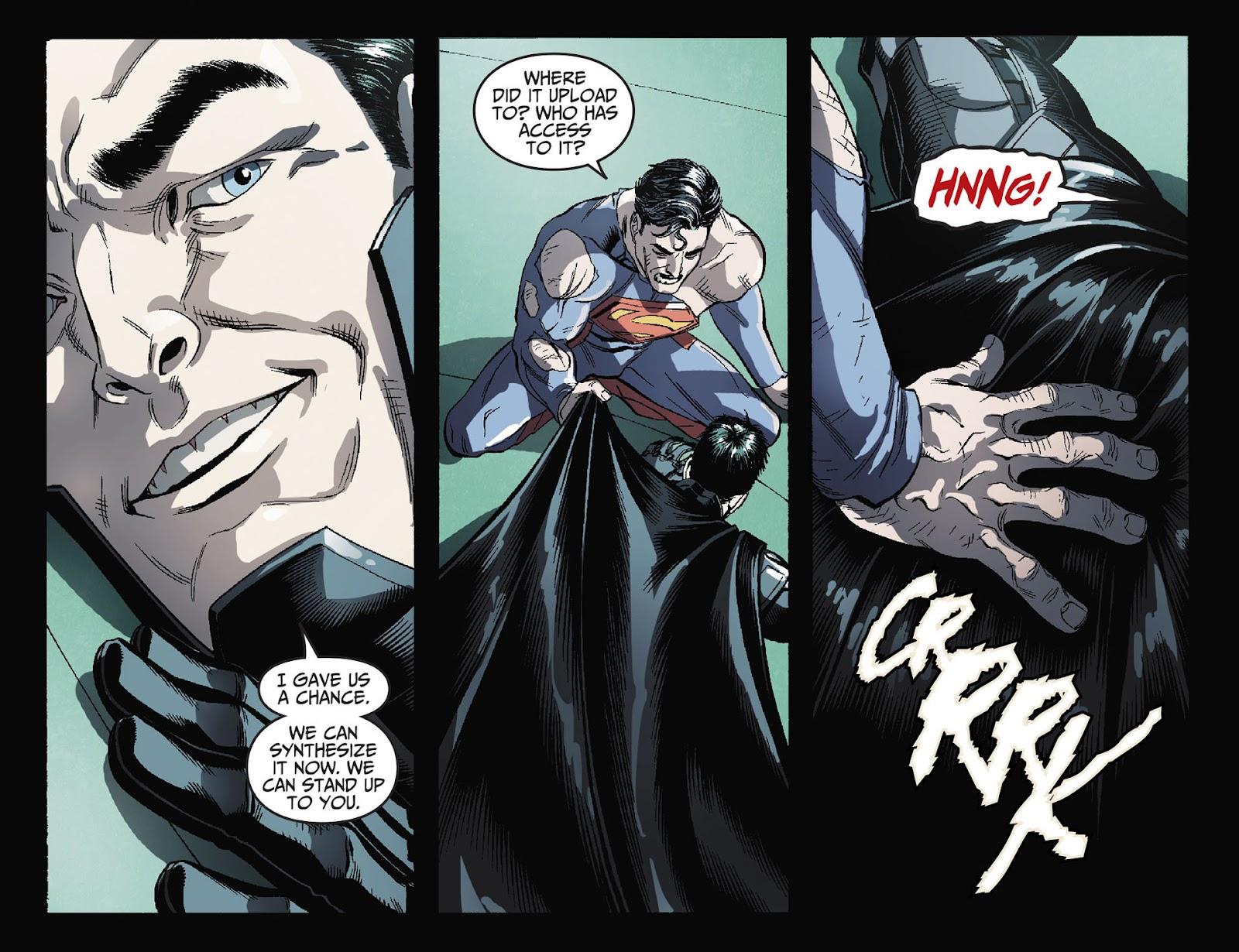 Injustice: Gods Among Us [I] Issue #36 #37 - English 9