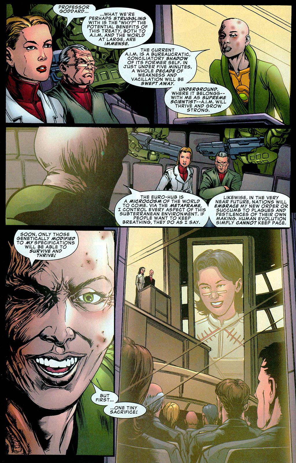 Read online Amazing Fantasy (2004) comic -  Issue #20 - 12
