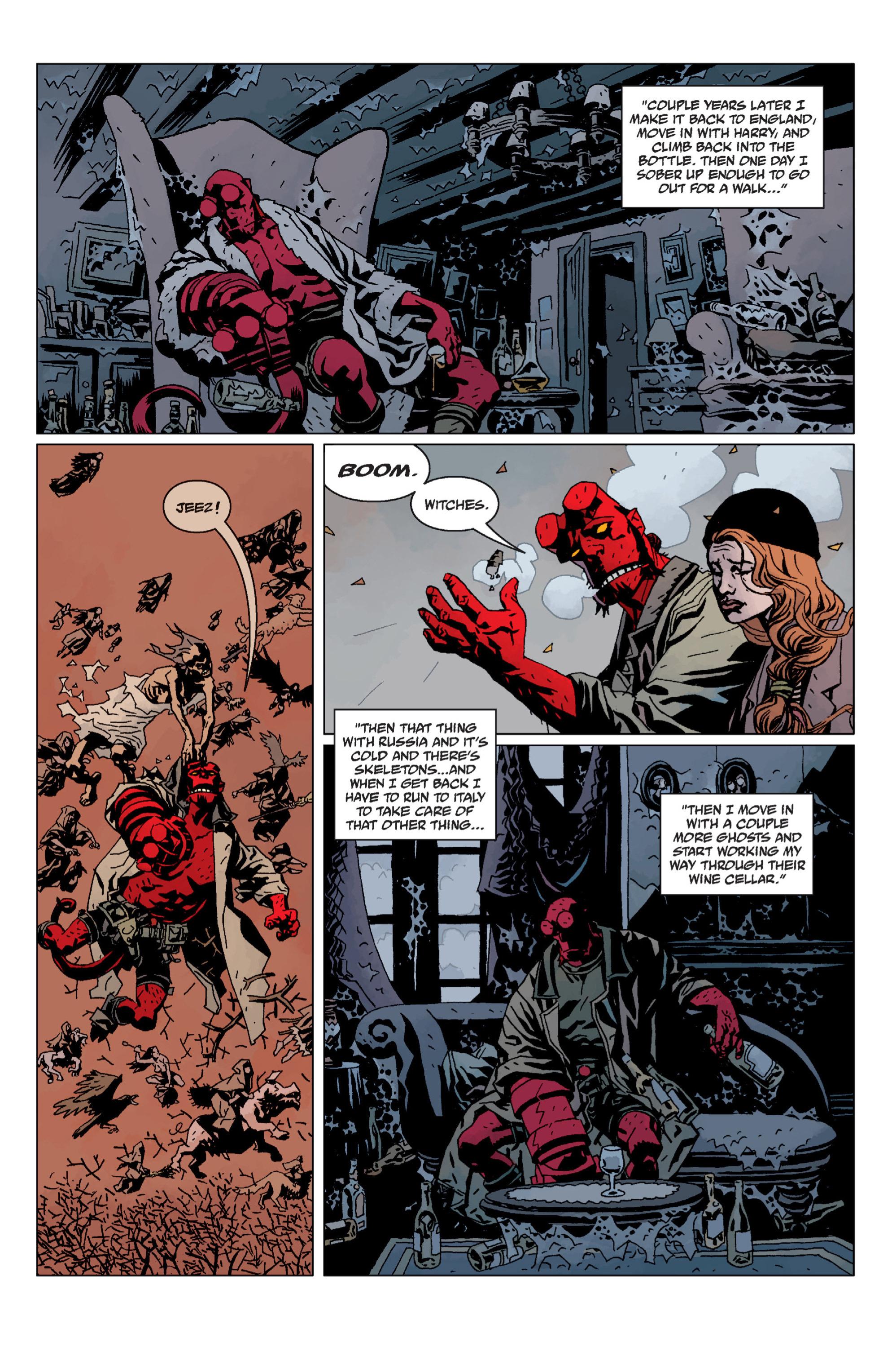 Hellboy chap 12 pic 18