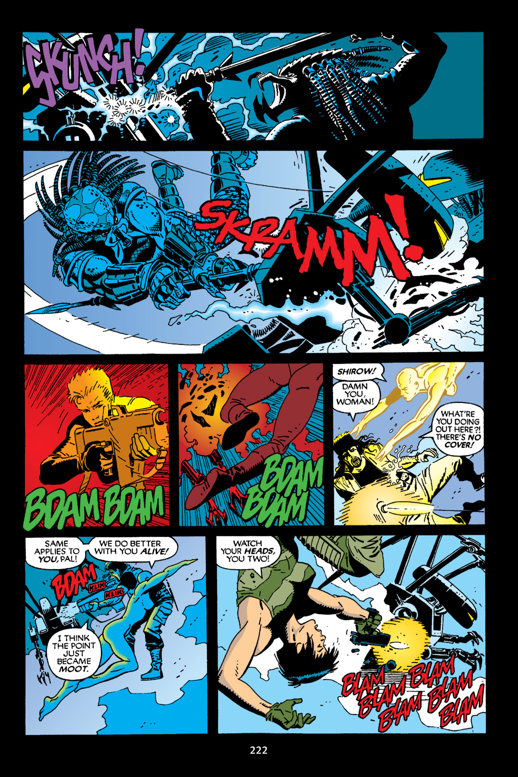Aliens vs. Predator Omnibus _TPB_2_Part_2 Page 108