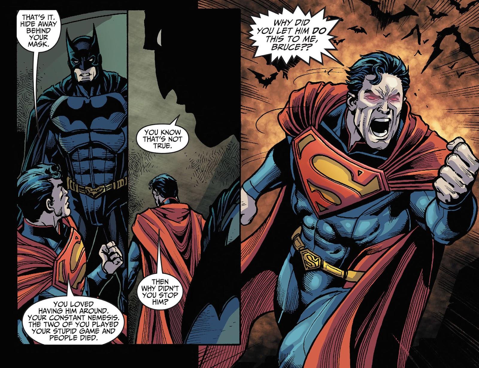 Injustice: Gods Among Us [I] Issue #11 #12 - English 8