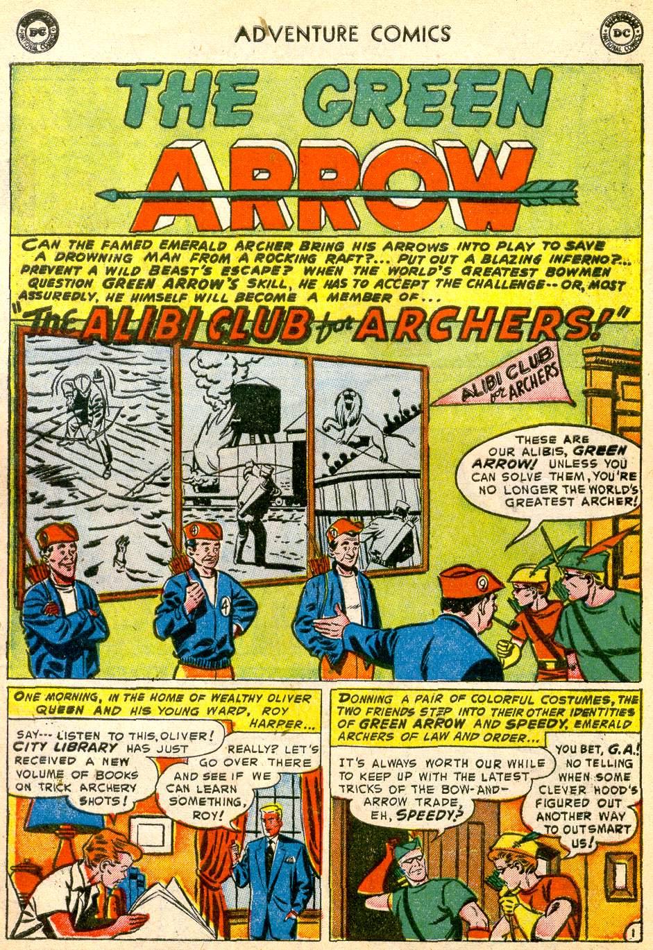 Read online Adventure Comics (1938) comic -  Issue #192 - 34